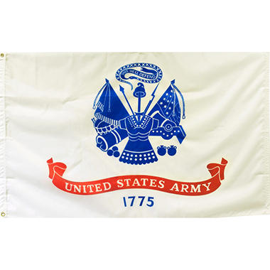 Army 4' x 6' Nylon Outdoor Flag