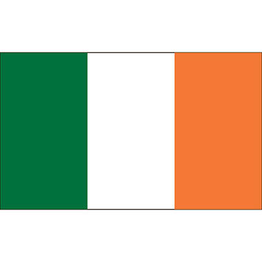 Ireland 3'X5' Nylon Flag