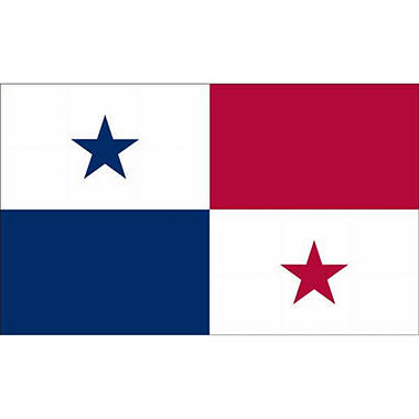 Panama 3'X5' Nylon Flag