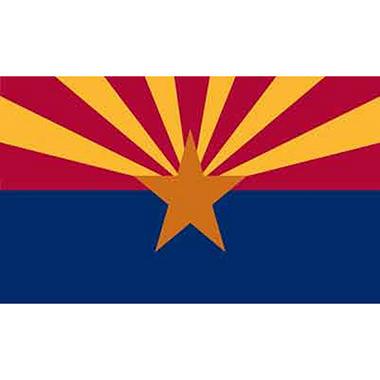 Arizona 3' x 5' Nylon Flag