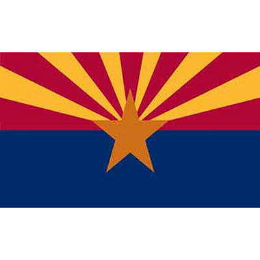 Arizona 3' x 5' Nylon Flag