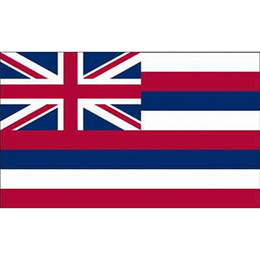 Hawaii 3' x 5' Nylon Flag