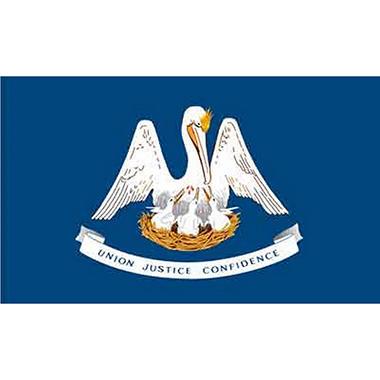 Louisiana 3' x 5' Nylon Flag