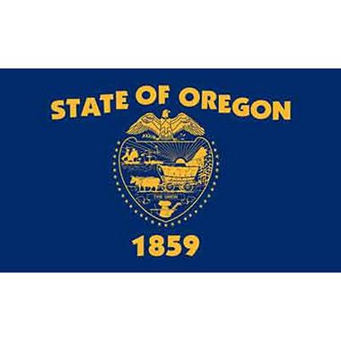 Oregon 3' x 5' Nylon Flag