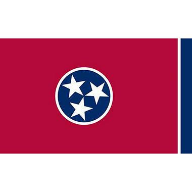 Tennessee 3' x 5' Nylon Flag