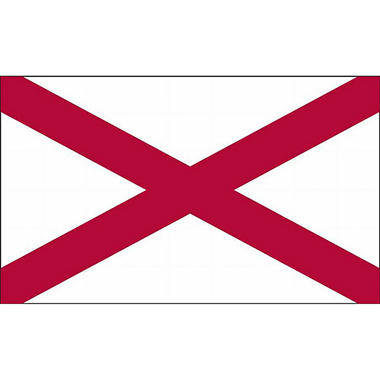 Alabama 4' x 6' Nylon Flag