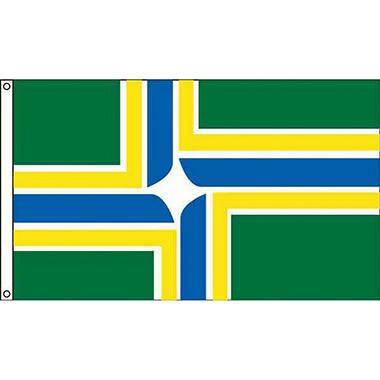 Portland 3'X5' Nylon Flag