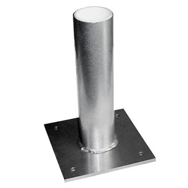Flagpole Bracket Dock Mount - Aluminum