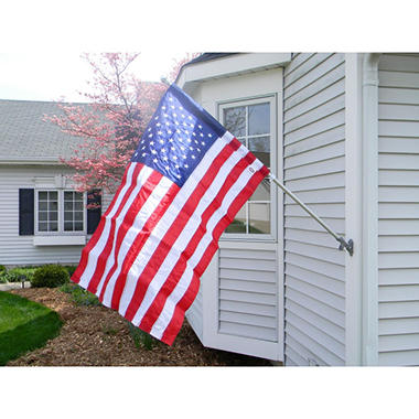USA 2' x 4' Nylon Flag Kit