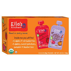 Ellas Kitchen Baby Food Variety Pack (12 pk.)
