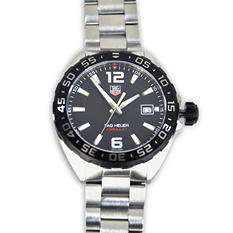 TAG Heuer Formula 1 Watch (Black)