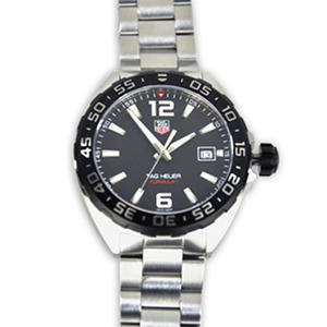 TAG Heuer Black Formula 1 Watch