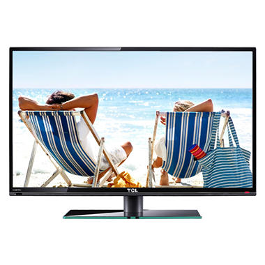 "43"" TCL Back-lit 1080p LED HDTV"