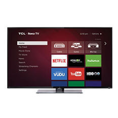 "TCL 55"" 1080p LED Roku Smart HDTV - 55FS3700"