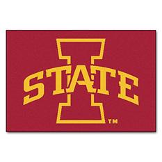 "NCAA Iowa State Starter Rug - 19"" x 30"""