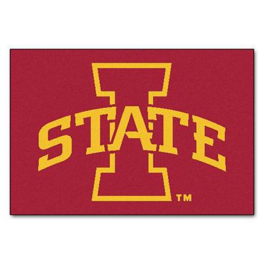 NCAA Iowa State Starter Rug - 19