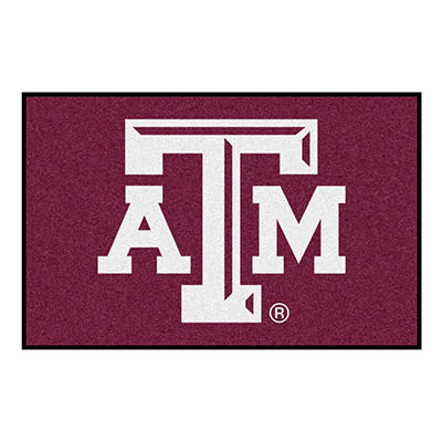 "NCAA Texas A&M Starter Rug - 19"" x 30"""