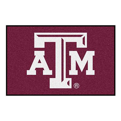 """NCAA Texas A&M Starter Rug - 19"""" x 30"""""""