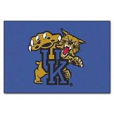 "NCAA Kentucky Starter Rug - 19"" x 30"""