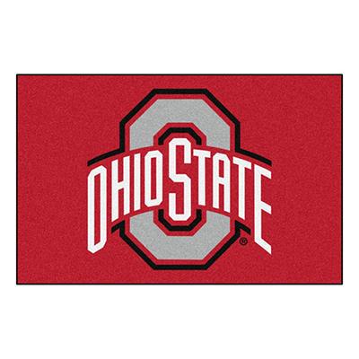 "NCAA Ohio State Starter Rug - 19"" x 30"""