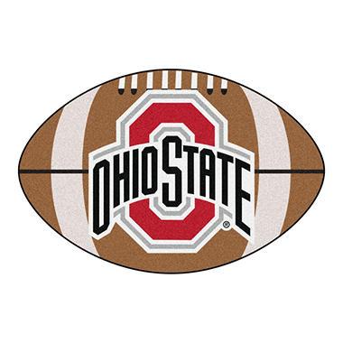 NCAA Ohio State Football Rug - 22