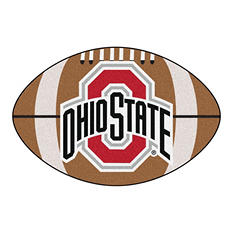 "NCAA Ohio State Football Rug - 22"" x 35"""