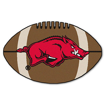 "NCAA Arkansas Football Rug - 22"" x 35"""