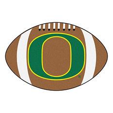 """NCAA Oregon Football Rug - 22"""" x 35"""""""