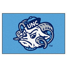 "NCAA UNC North Carolina - Chapel Hill Starter Rug - 19"" x 30"""