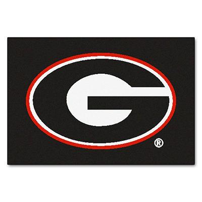 "NCAA Georgia Starter Rug - 19"" x 30"""
