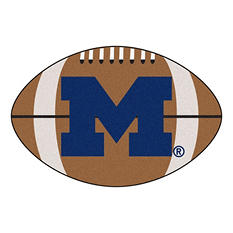 "NCAA Michigan Football Rug - 22"" x 35"""