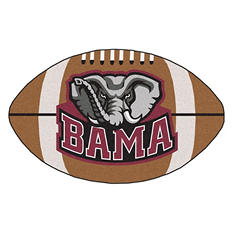 "NCAA Alabama Football Rug - 22"" x 35"""