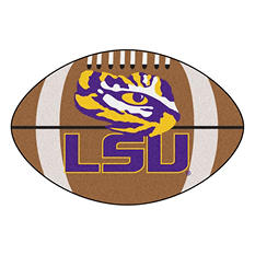 "NCAA Louisiana State Football Rug - 22"" x 35"""