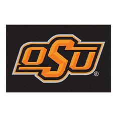 """NCAA Oklahoma State Starter Rug - 19"""" x 30"""""""