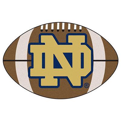"NCAA Notre Dame Football Rug - 22"" x 35"""