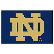 "NCAA Notre Dame Starter Rug - 19"" x 30"""