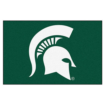 "NCAA Michigan State Starter Rug - 19"" x 30"""