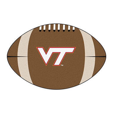 NCAA - Virginia Tech Football Mat