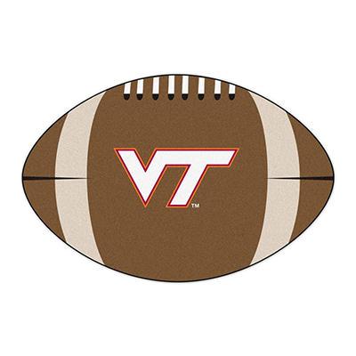 "NCAA Virginia Tech Football Rug - 22"" x 35"""