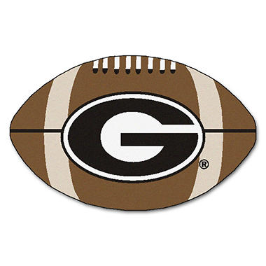 NCAA - University of Georgia Football Mat