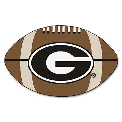 "NCAA Georgia Football Rug - 22"" x 35"""