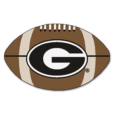 """NCAA Georgia Football Rug - 22"""" x 35"""""""