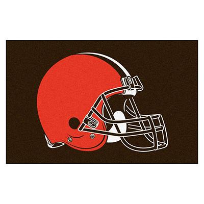 """NFL Cleveland Browns Starter Rug 19"""" x 30"""""""