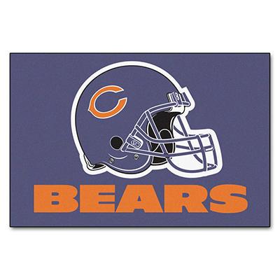 """NFL Chicago Bears Starter Rug - 19"""" x 30"""""""