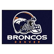 """NFL Denver Broncos Starter Rug - 19"""" x 30"""""""