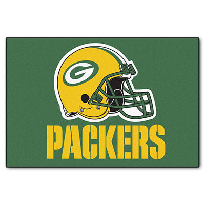 "NFL Green Bay Packers Starter Rug - 19"" x 30"""