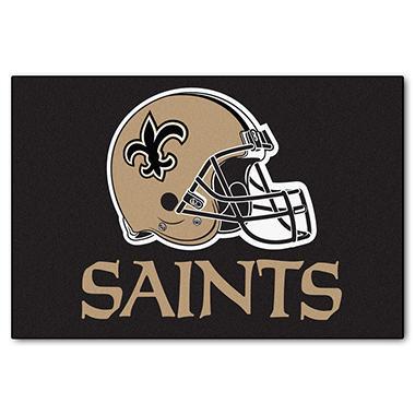 NFL New Orleans Saints Starter Rug - 19