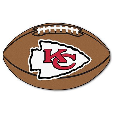 NFL - Kansas City Chiefs Football Mat