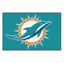 Image of NFL - Miami Dolphins Starter Mat