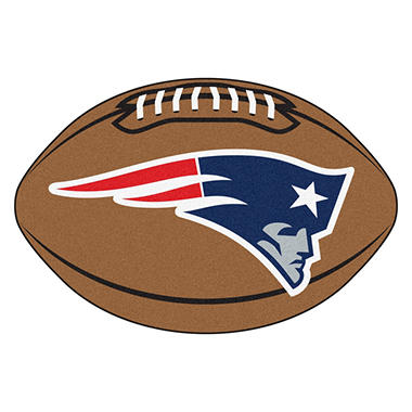 "NFL New England Patriots Football Rug - 22"" x 35"""